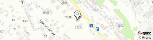 БЮРО ТЕХНИЧЕСКИХ ЭКСПЕРТИЗ И АУДИТА на карте Самары