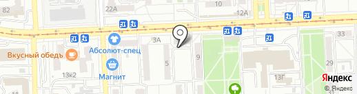 Farn на карте Самары