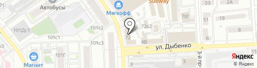 Гранитный мастер на карте Самары