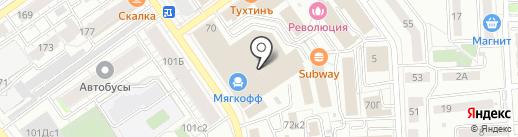 ВХЦ Поволжье на карте Самары