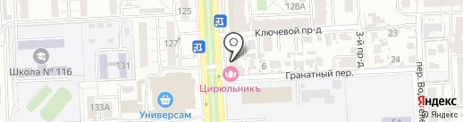 Katrin на карте Самары