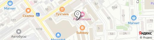 Сады Придонья на карте Самары