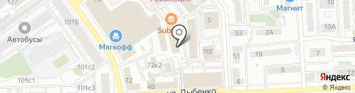 Хёрманн Руссия на карте Самары