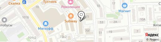Настольная Игра.ру на карте Самары