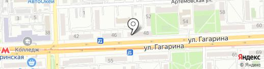 Кузница на карте Самары