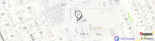 АВТОПАРТСМ на карте Самары