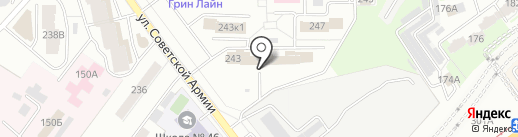 РН-Учет на карте Самары