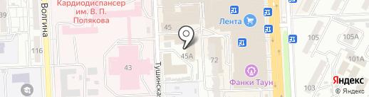 ГромСтрой на карте Самары