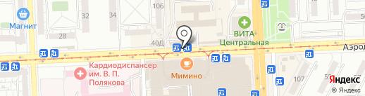 Деньгимигом на карте Самары