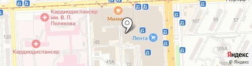 Весёлый Zoo на карте Самары