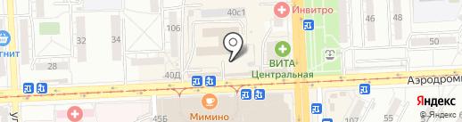 Ногтевая студия на карте Самары