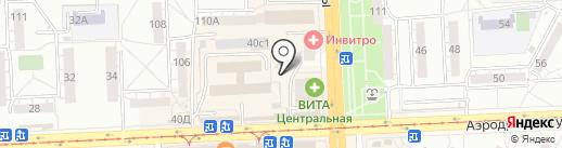 Всероссийская справочная служба реабилитационных центров и наркологических клиник на карте Самары