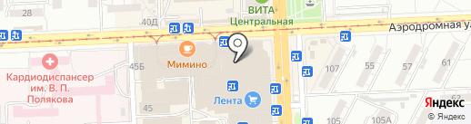 Showroom O & A на карте Самары