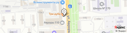 Ингосстрах, СПАО на карте Самары