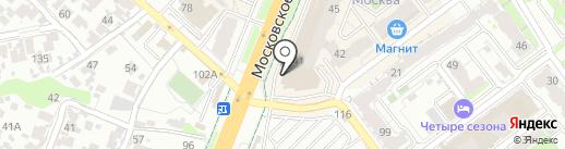 ЛЕГИОН на карте Самары