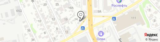 ИноксНаО на карте Самары