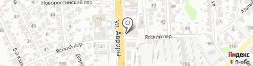 MegaAutoDetal.ru на карте Самары