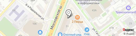Спелое место на карте Самары