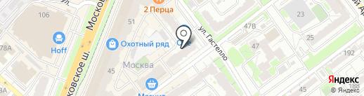 В РАСХОД! на карте Самары