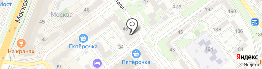 Точка Бодрости на карте Самары