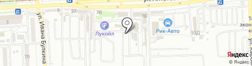 Kolex на карте Самары