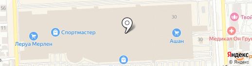 Le Caprise на карте Самары