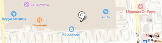 Sinta Gamma на карте Самары