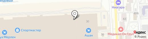 Магазин меда на карте Самары