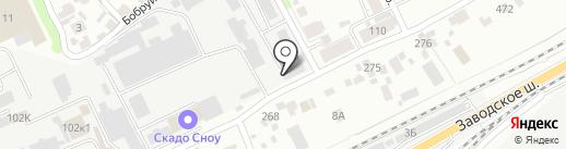 Старт на карте Самары