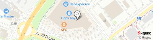ПИLКИ на карте Самары