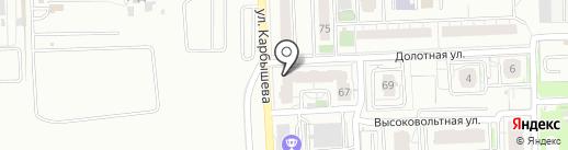 Ирина L на карте Самары
