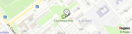 Вент-Сервис на карте Самары