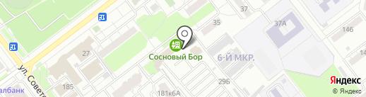Первая справочная служба по трудоустройству на карте Самары
