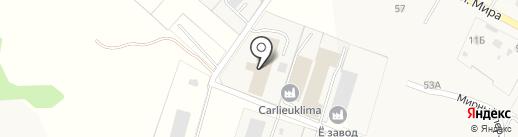 Мастер на карте Лопатино