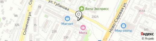 ЗдравСити на карте Самары