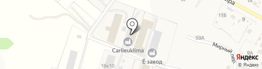 КАРЛИЭУКЛИМА на карте Лопатино