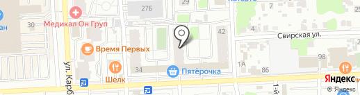 LANPROFY на карте Самары