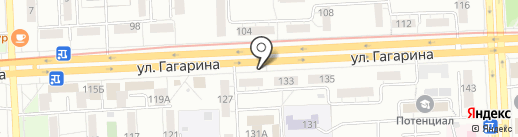 Самара Блок Строй на карте Самары