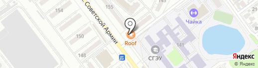 Black Rabbit на карте Самары