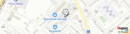 STIHL-СЕРВИС на карте Самары