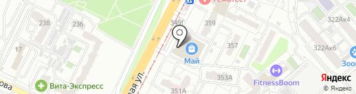 Своя пекарня на карте Самары