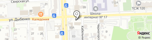 А-Иншуранс на карте Самары
