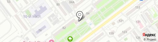 Мастерская ногтевого сервиса на карте Самары