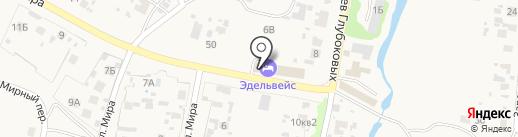 Эдельвейс на карте Лопатино