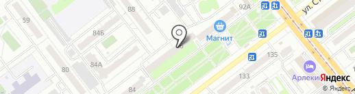 Сервисный центр на карте Самары