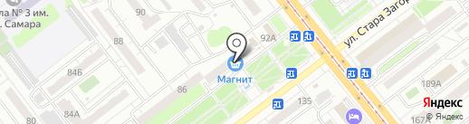 ШвейТехСервис на карте Самары