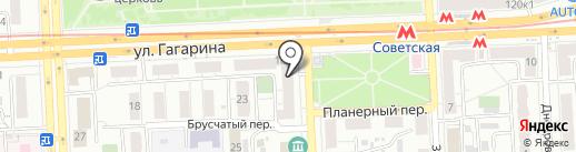 Jazz-shop.ru на карте Самары