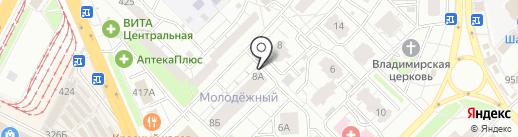 Самарский центр сертификации на карте Самары