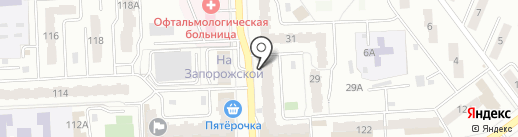 GameStop на карте Самары