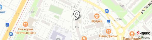 Ближний на карте Самары
